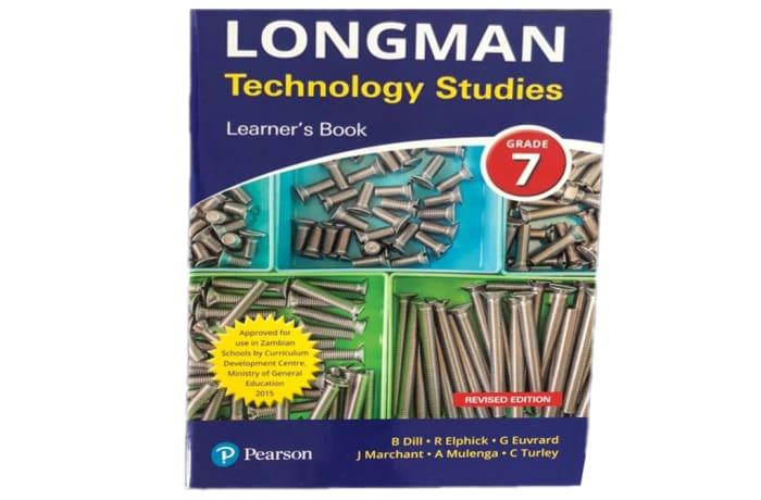 Longman Technology Studies Pupil's Book 7