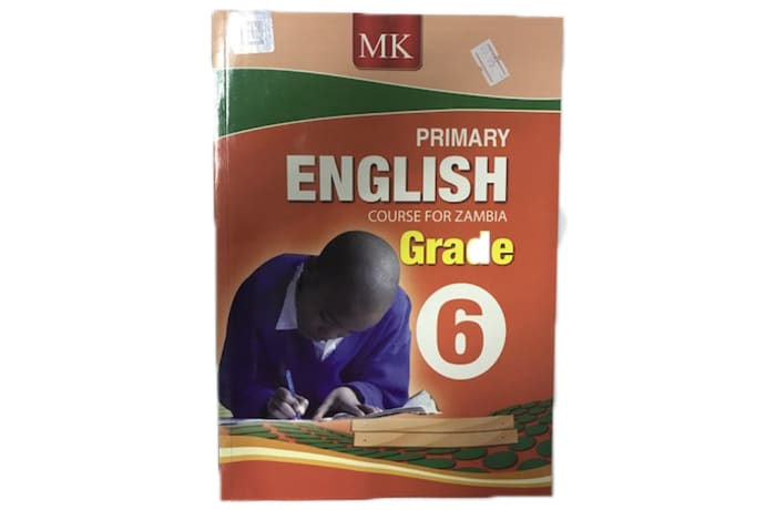 MK Primary English Book 6