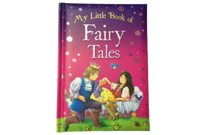 My Little Book Of Fairy Tales