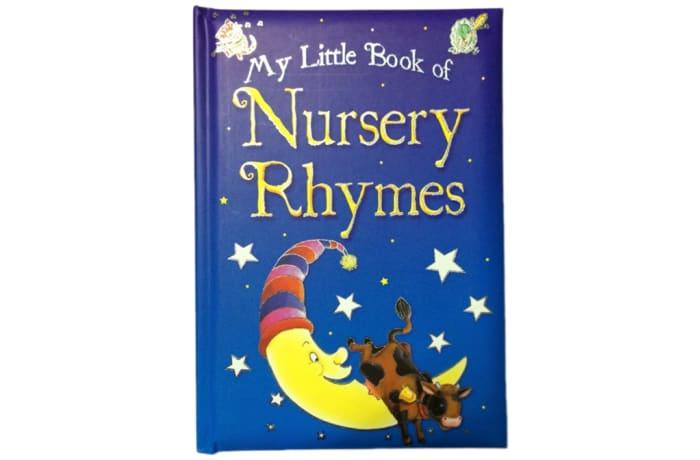 My Little Book Of Nursery Rhymes