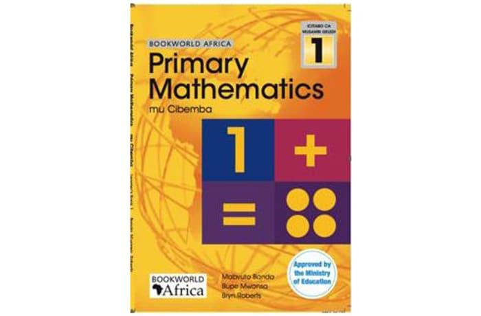 Primary Maths Pupil's Book Grade 1 Bemba