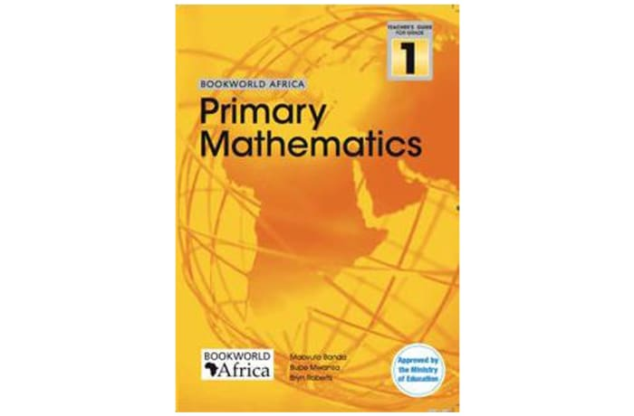 Primary Maths Teacher's Guide Grade 1
