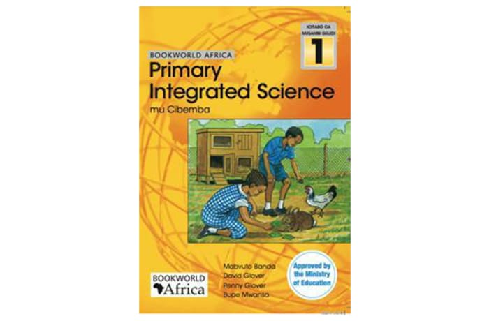Primary Science Pupil's Book Grade 1 Bemba