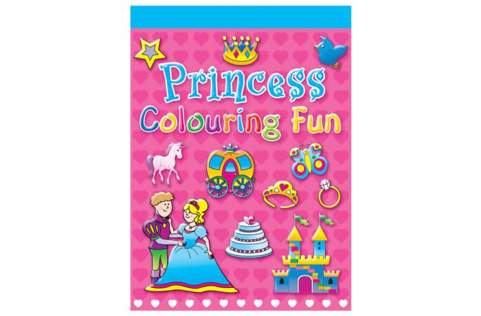 Princess Colouring Fun