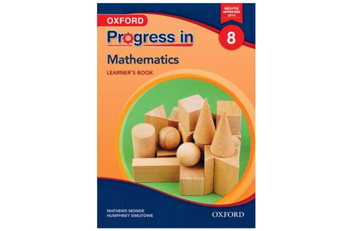 Progress in Maths Grade 8 Learner's Book