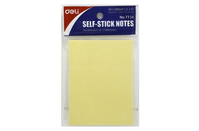 POST IT Pads 3X4 Colour