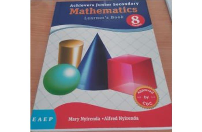 Achievers Mathematics PB 8