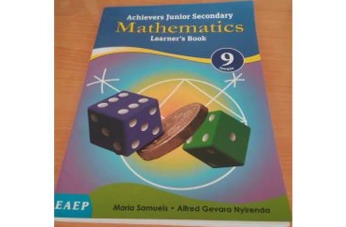 Achievers Mathematics PB 9