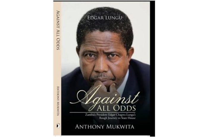 Against All Odds by Anthony Mukwita