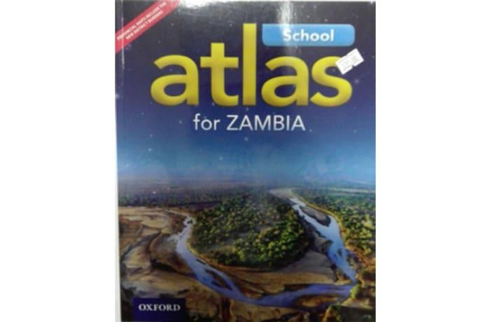Atlas for Zambia- Oxford