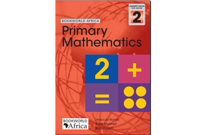 Bookworld Africa Primary Mathematics Pupils Book 2