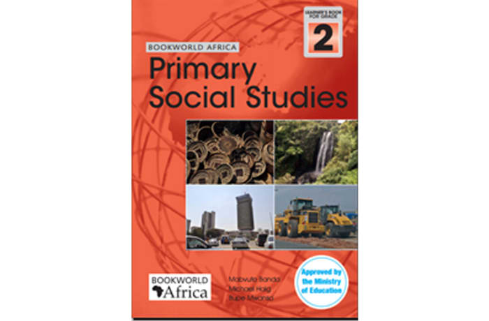 Bookworld Africa Primary Social Studies Pupils Book 2