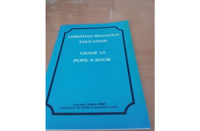 Christian Religious Education 2046/1 PB 10