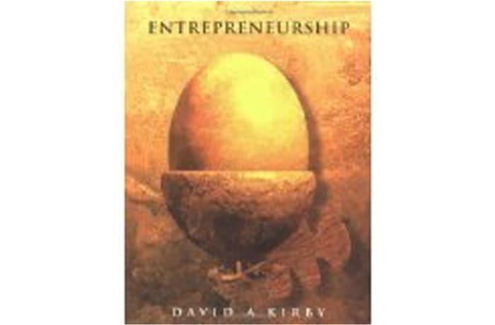 Entrepreneurship by David Kirby