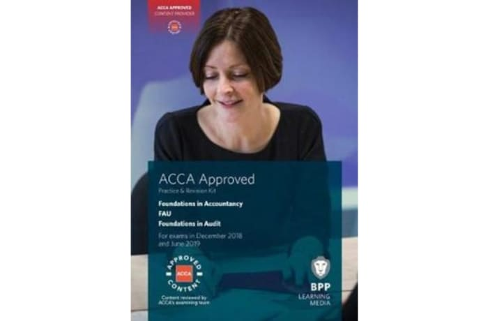 FIA Foundations in Audit (International) FAU INT. Practice and Revision Kit