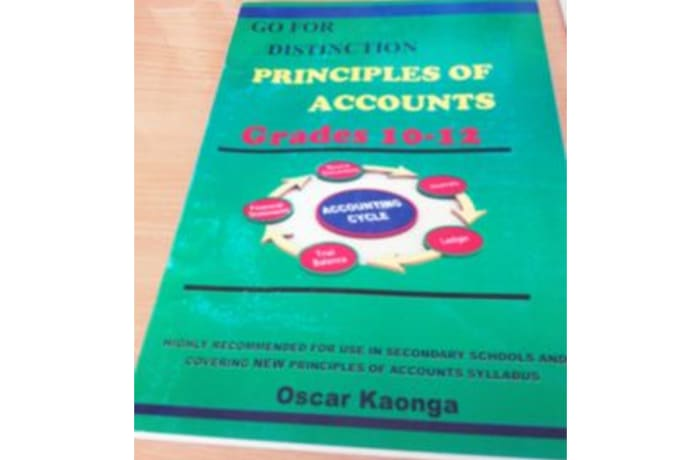 Go for Distinction Principles of Accounts 10-12