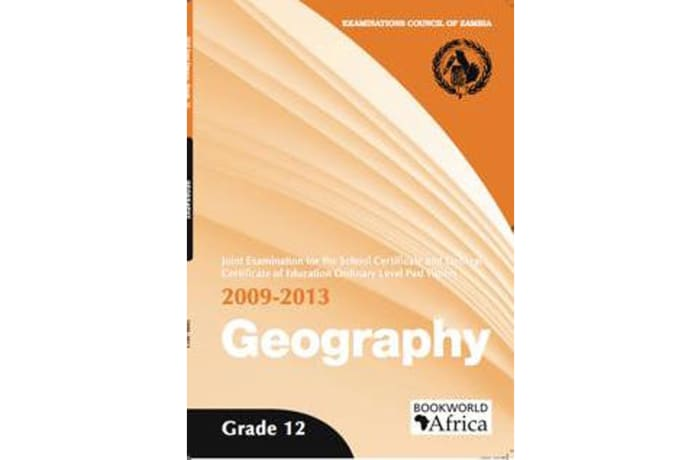 Grade 12 Geography Past Papers 2009-13