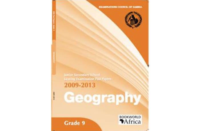 Grade 9 Geography Past Papers 2009-13
