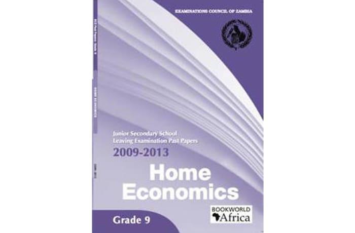 Grade 9 Home Economics Past Papers 2009-13