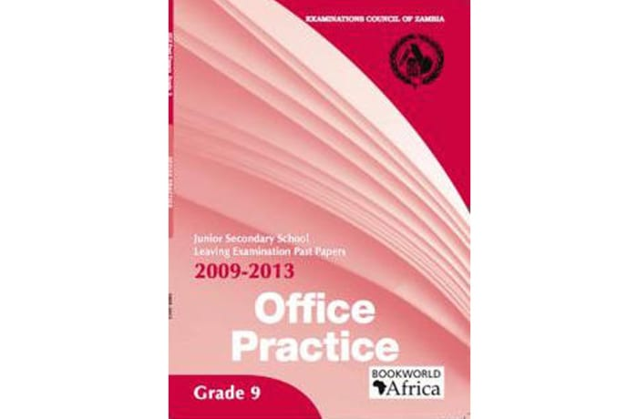 Grade 9 Office Practice Past Papers 2009-13