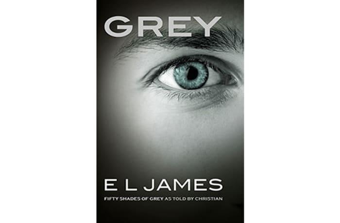 Grey (Fifty Shades of Grey sequel) by EL James