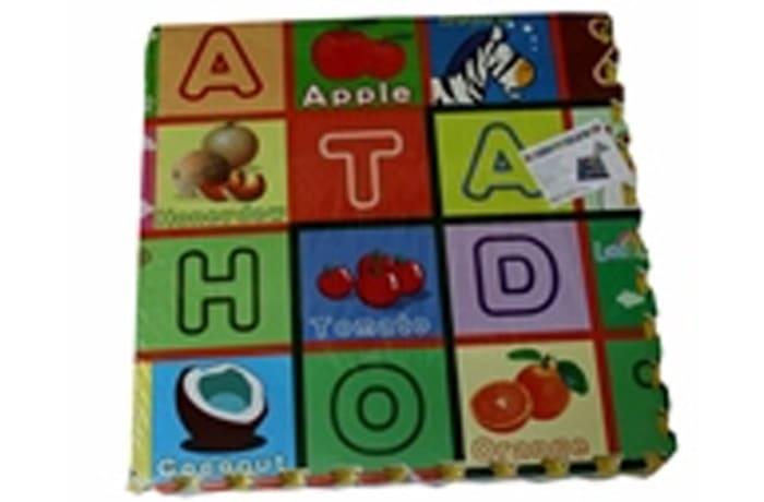 JY- ABC Floor puzzle mats 61X61CM