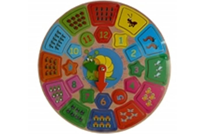 JY- Clock with fruits (VY35678)
