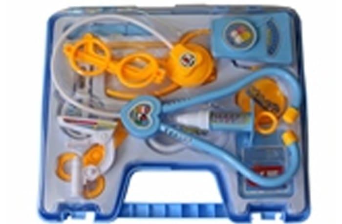 JY- Kids doctor medical kit(Blue and pink)