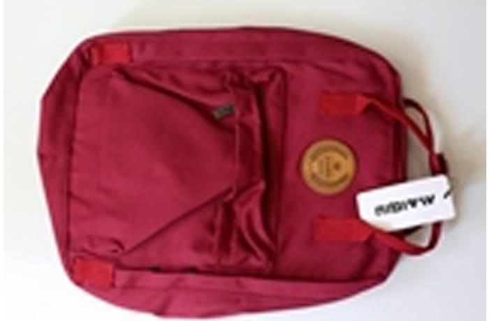 JY- School bag MQ-8009 (VY35716)Maroon
