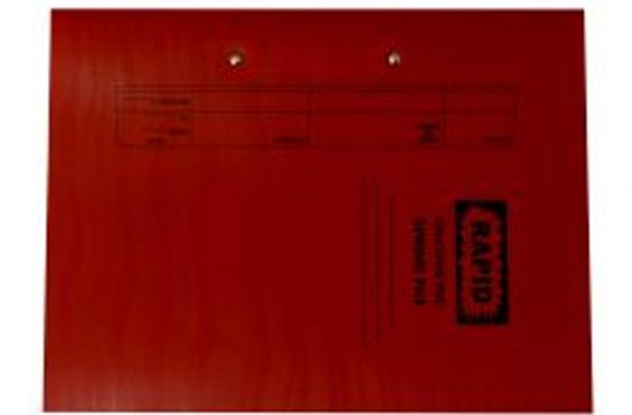 JY Rapid executive PVC spring file