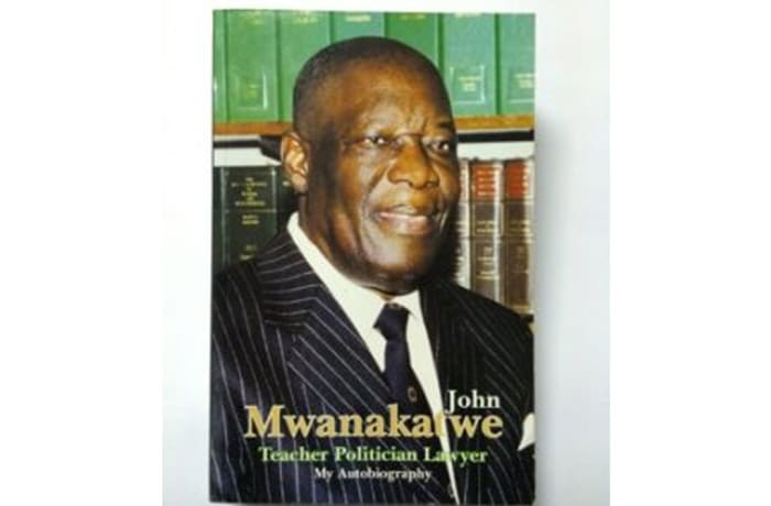 John Mwanakatwe Teacher Politician Lawyer