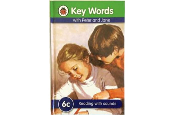 Key Words- With Peter And Jane – Reading With Sounds