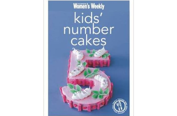 Kids' Number Cakes