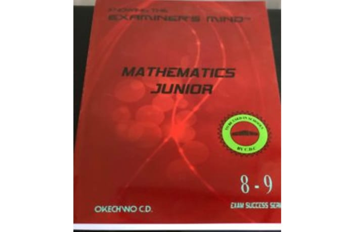 Knowing the Examiner's Mind mathematics Pb 8-9