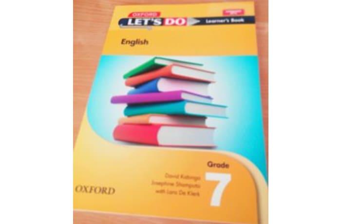 Let's Do English PB 7