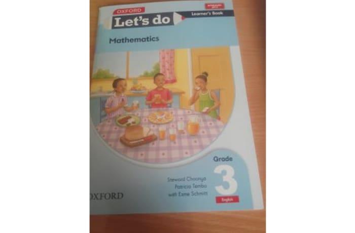 Let's Do Mathematics Grade 3