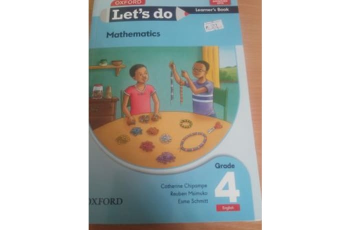 Let's Do Mathematics Grade 4