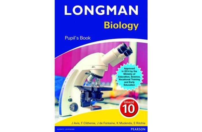 Longman Biology Pupil's Book 10