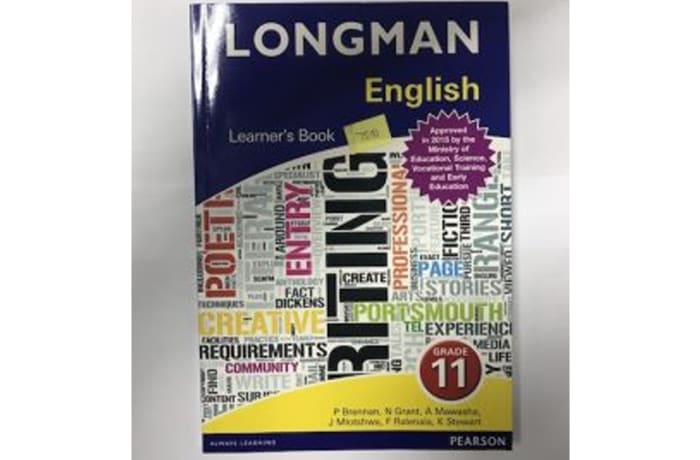 Longman English Pupil's Book 11
