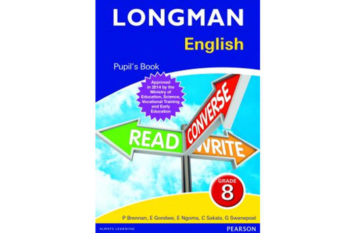Longman English Pupil's Book 8