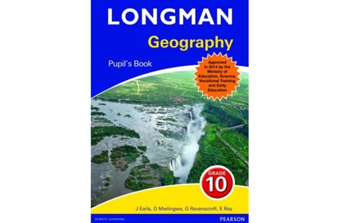 Longman Geography Pupil's Book 10