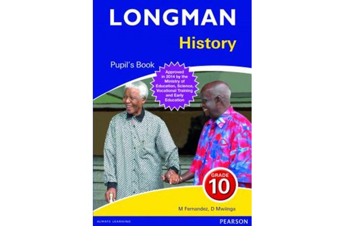 Longman History Pupil's Book 10