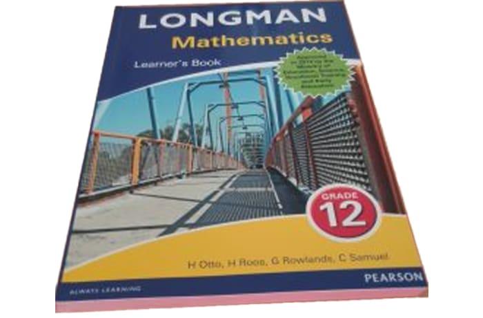 Longman Mathematics PB 12