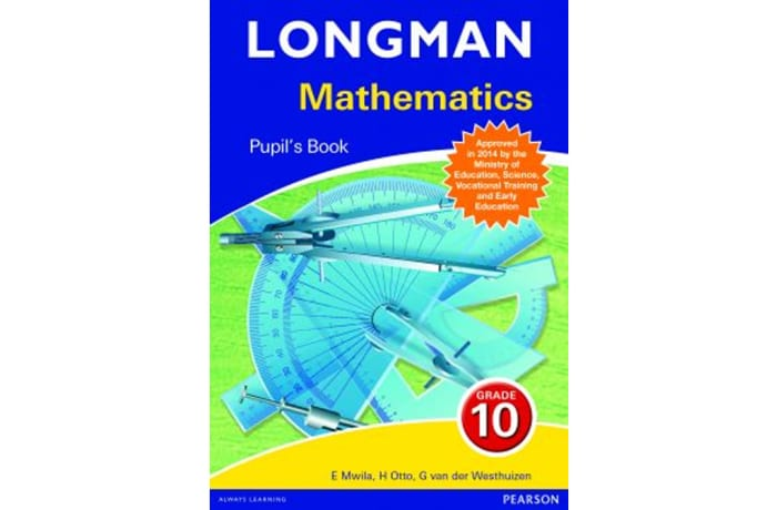 Longman Mathematics Pupil's Book 10