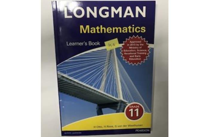 Longman Mathematics Pupil's Book 11
