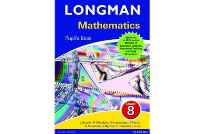 Longman Mathematics Pupil's Book 8