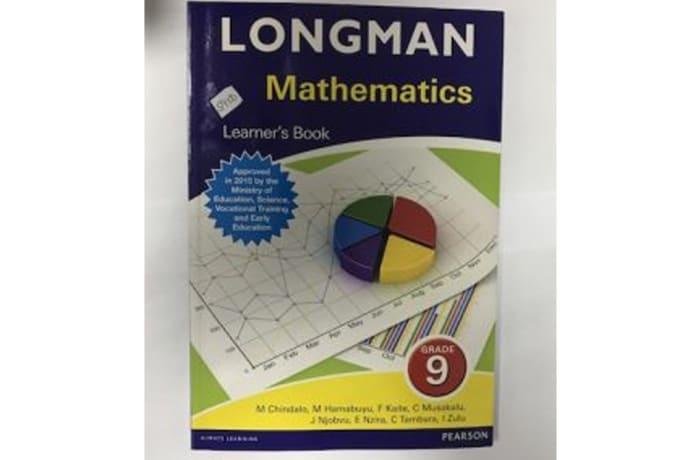 Longman Mathematics Pupil's Book 9