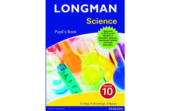 Longman Science Pupil's Book 10