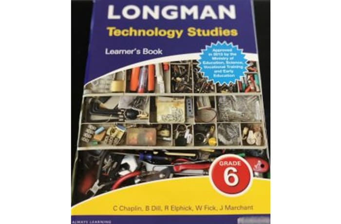 Longman Technology Studies PB 6