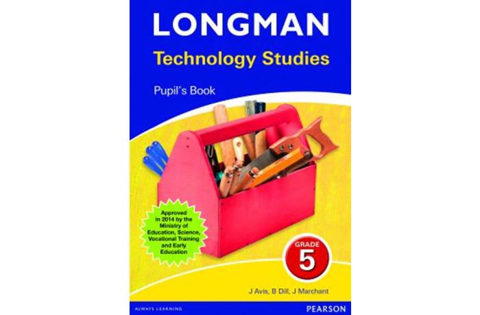 Longman Technology Studies Pupil's Book 5